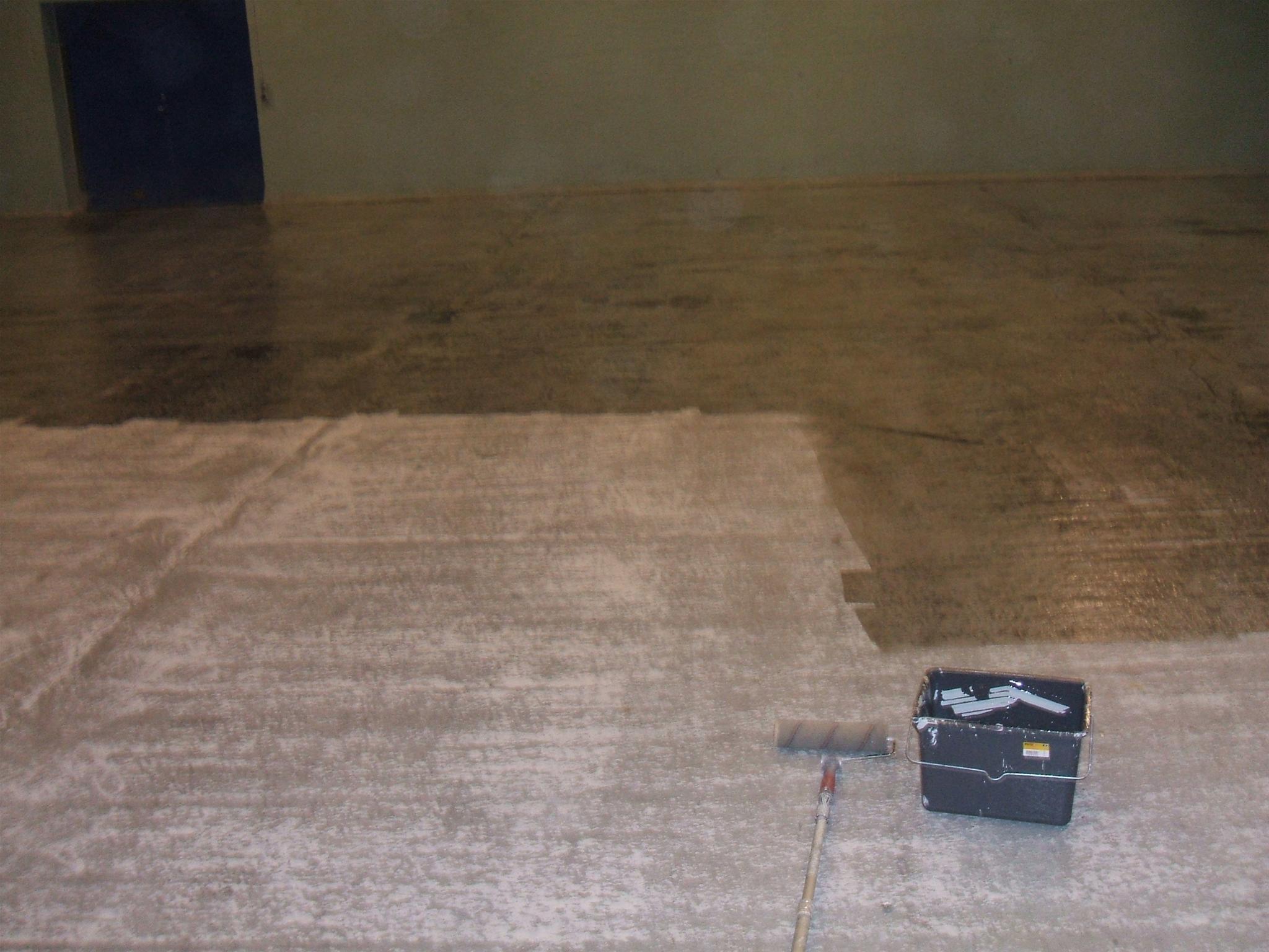 epoxy gulvmaling værksted